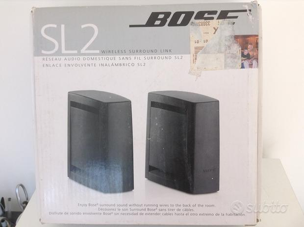 BOSE SL-2 wireless surround link