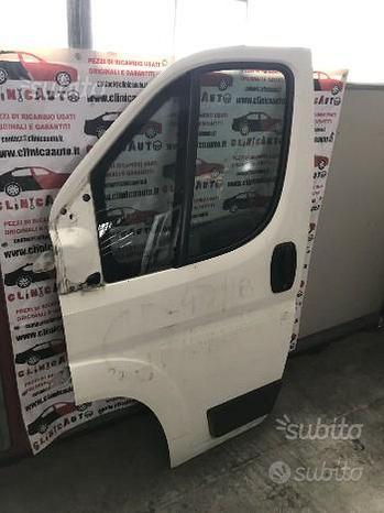 Porta anteriore sinistra Fiat Ducato 2008