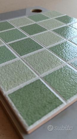 Piastrella da rivestimento effetto mosaico 20x20