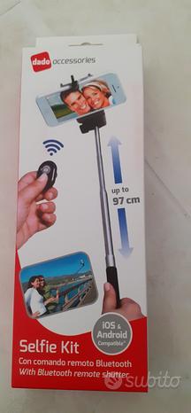Selfie kit con telecomando