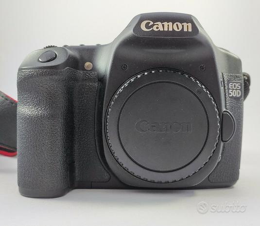 Canon 50D come nuova