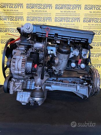 BMW 725 TDS motore usato 256T1