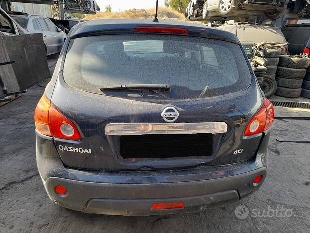 Ricambi Nissan Qashqai 1.5 dCI 8v 105cv del 2007