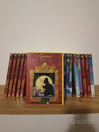 I Simpson- I classici Collezione Completa