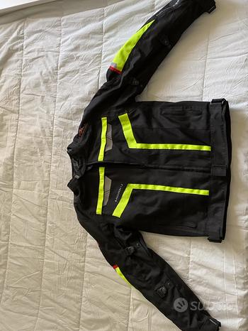 Giacca e pantalone da moto Lexel