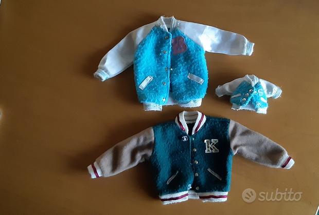 Giacche Barbie, Shelly e Ken Fashion Avenue