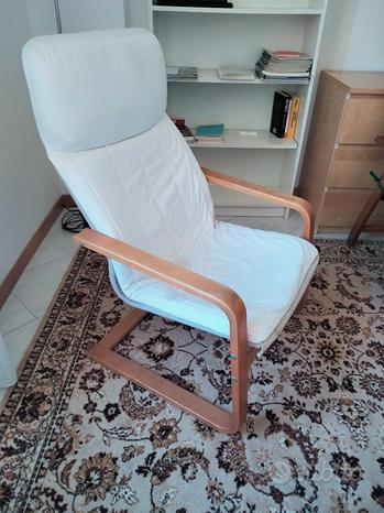 IKEA - Poltrona POANG usata