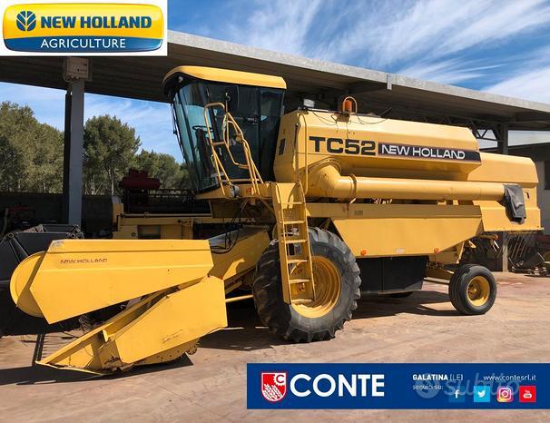New Holland TC 52 1990