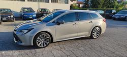 TOYOTA Corolla 2.0 Hybrid-2020 Accetto Permute