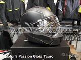 Casco SCORPION EXO TECH Time-Off Black Taglia S