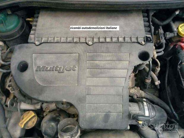 Motore Fiat 500 1300 Diesel Codice Motore 169a1000