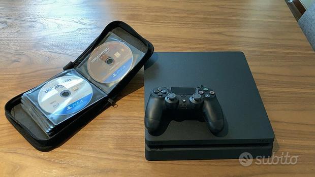 Sony PlayStation 4 (PS4) Slim 500GB con 20 giochi