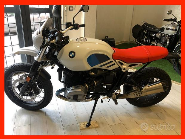 BMW R nineT URBAN GS - Km 6589 - 2018