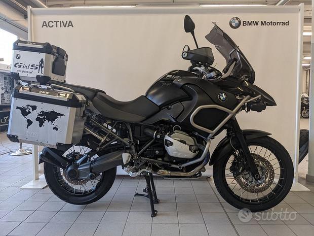BMW R 1200 GS Adventure - 2013