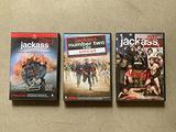 Jackass il film DVD ( 1 + 2 + 2.5) + gioco per PSP