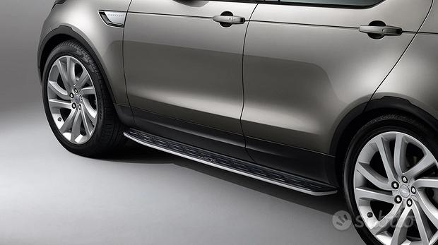 Pedane laterali fisse Land Rover