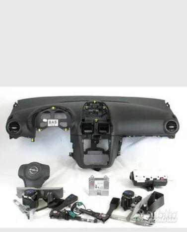 Kit air bag Opel corsa 2013