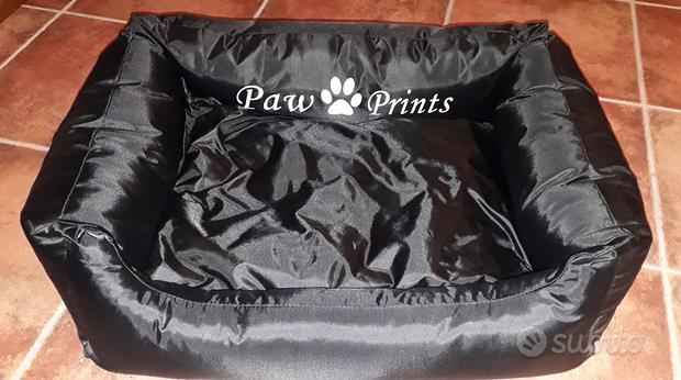 Cuccia per gatti/ cani nera impermeabile