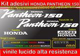 Kit adesivi PANTHEON 125, 150, honda pantheon