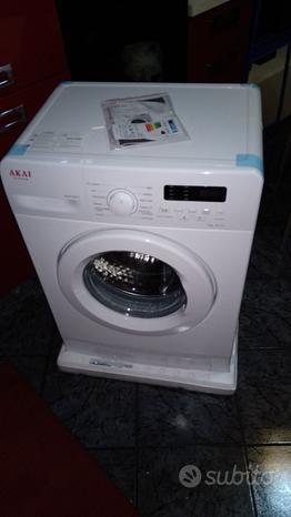Lavatrice AKAI 7 kg 1200 giri