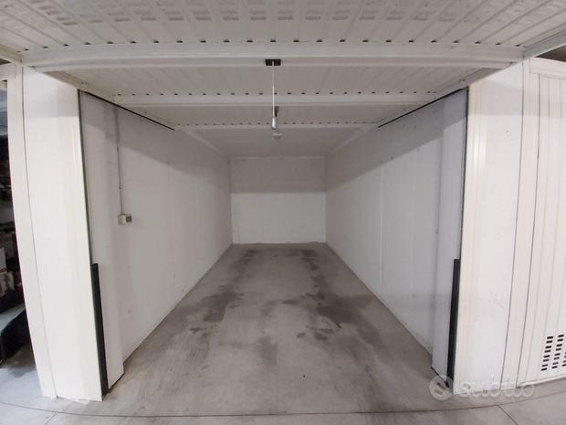 Garage presso residence Verena