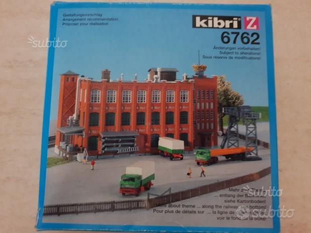 Fabbrica kibri Z 6762 scala Z