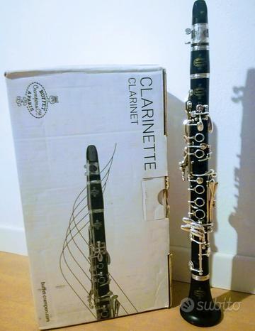 Clarinetto Mib E11 Buffet Crampon