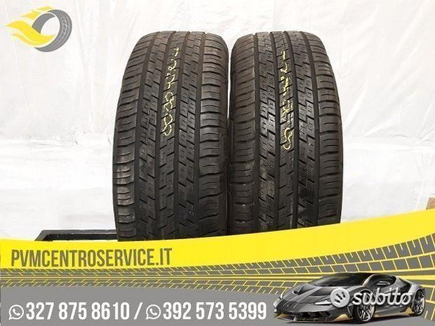 Gomme Usate 235 70 17 Continental 12788