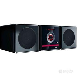 Stereo hi-fi dvd player bluetooth radio/usb nuovo
