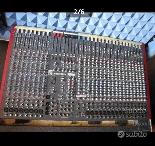 Impianto completo audio luci per spettacoli LIVE
