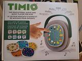 Lettore Audio Educativo TIMIO - 20 dischi