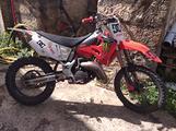 Honda cr 125cc HPP