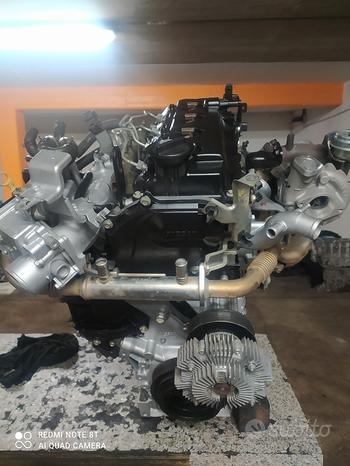 Motori revisionati Nissan YD25 Navara/Cabstar/Path