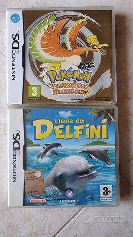 Nintendo DS L'isola dei Delfini