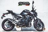 Honda marmitta cb 400 trx xr 400 500 f x cbr cbf 6