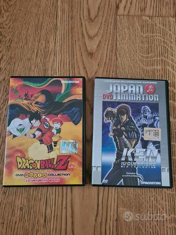 Dvd Ken il guerriero, Dragonball Z, Mila e Shiro