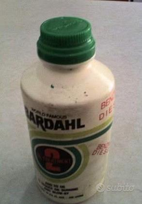 Additivo olio bardahl