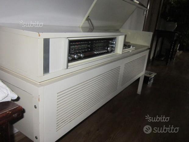 Stereo HF radio giradischi Philips anni 60