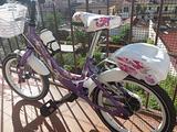 Bicicletta da bambina 3-6 anni