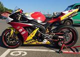 Yamaha r1 2004 pronto pista