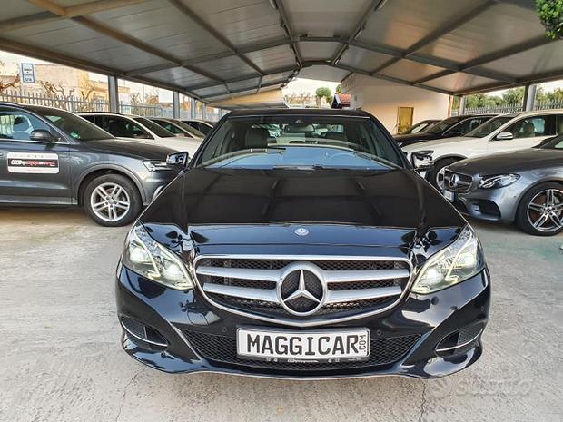 Mercedes-Benz E 200 CDI BLUEEFFICIENCY AVANTGARD