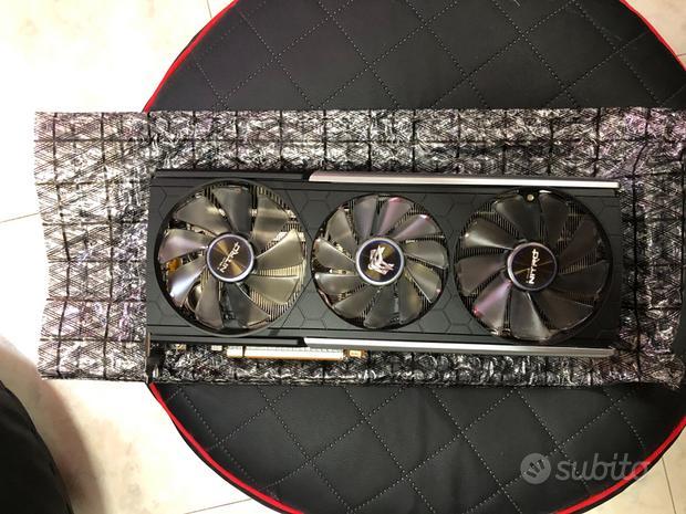 Sapphire Rx 5700 XT Nitro  Special Edition