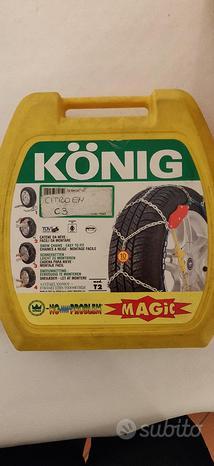 Catene da neve Koenig T2 Magic 10 mm