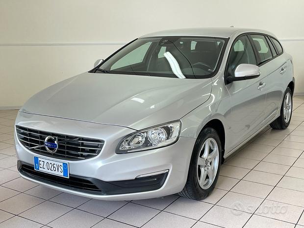 Volvo v60 1.6 d2 - unicoproprietario - km sicuri
