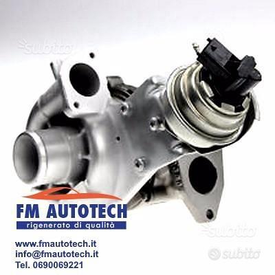 Turbina Garrett 784521 Alfa, Fiat, Lancia 1.6 JTD