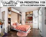 Letto a Scomparsa Matrimoniale VE292 V. PRENESTINA