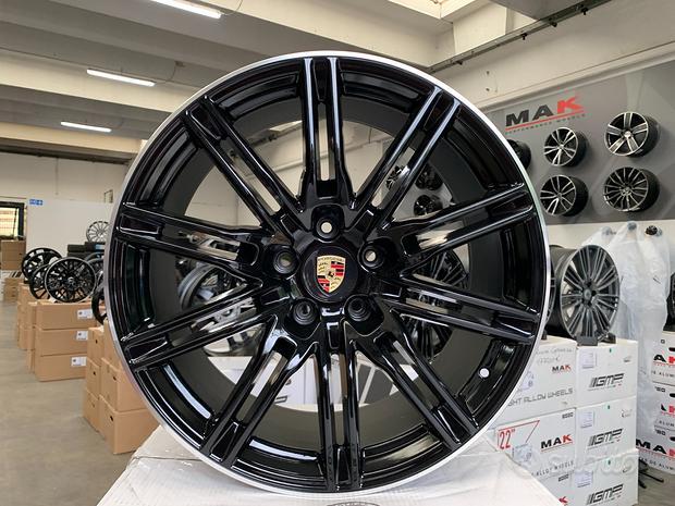 Cerchi Porsche Cayenne Turbo raggio 21 cod.549832