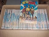 Lotto fumetti Tex serie 500