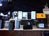 Cellulari funzionanti e rotti