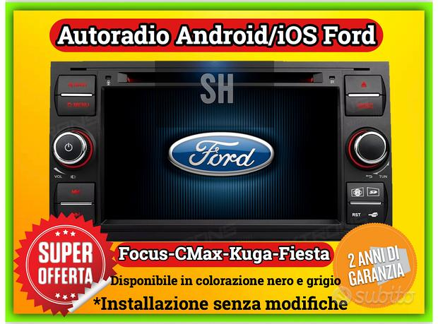 Navigatore android FORD wifi Bluetooth playstore